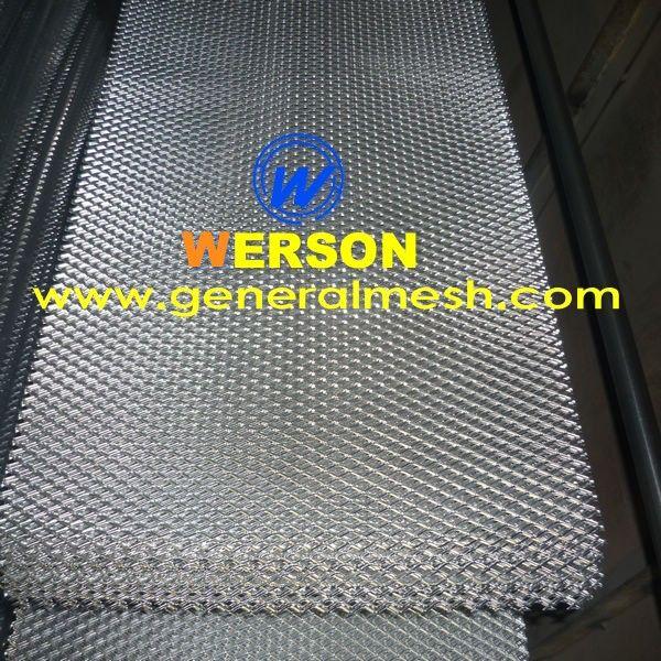 Aluminium Racing Grille Net Mesh Vent Car Tuning Grill Silver 135 X40cm Aperture 12x6 Mm Color Silver Material Alumi Custom Grill Aluminium Metal Mesh