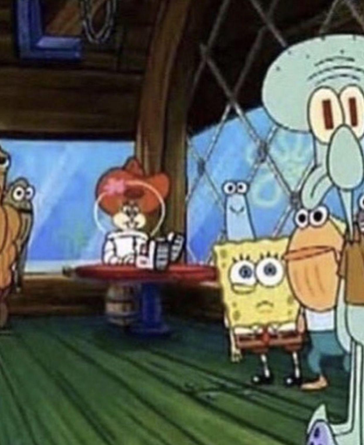 Klaus Klaus Klaus Spongebob : klaus, spongebob, Anabelle, Cárdenas, Memes, Cartoon, Memes,, Spongebob, Faces