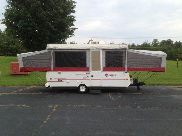 1997 Jayco 10ud Tent Trailer Camper Trailers Rv Campers Pop Up