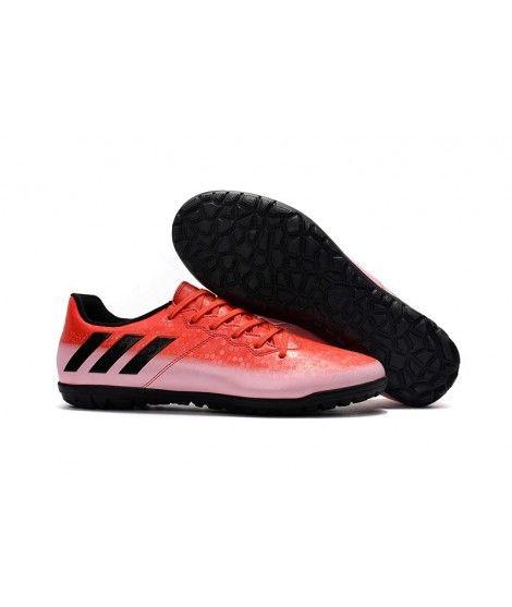 fa940d5477b Adidas Messi 16.3 TF KUNSTGRÆS fodboldstøvler rød Core-sort hvid ...