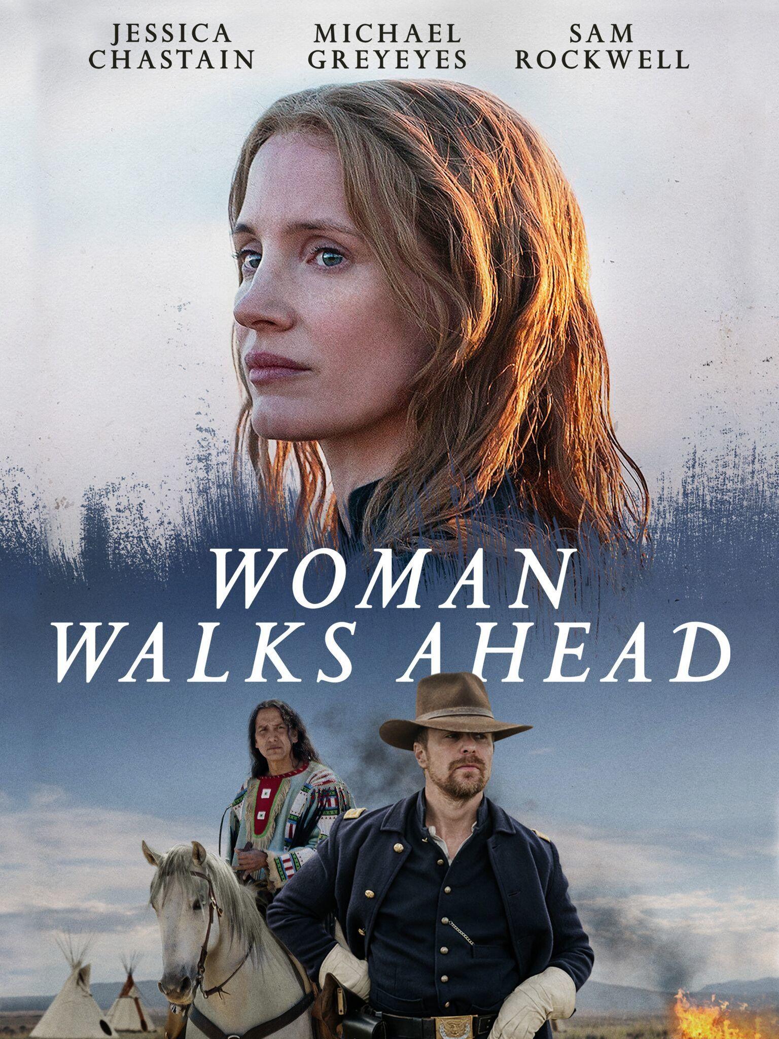Amazon com: Watch Woman Walks Ahead     | Movies I Love in