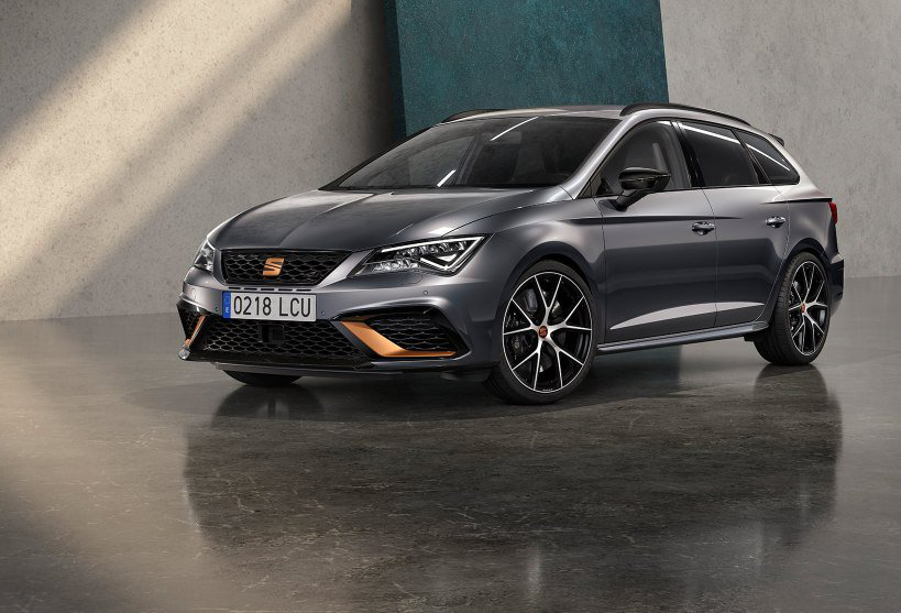 Seat Leon Cupra R St 296hp 69hp With Abt Pack Starts At 37 975 Carmojo With The Abt Tuning Pack The Leon Cupra R St Seat Leon Sport Seats Seating