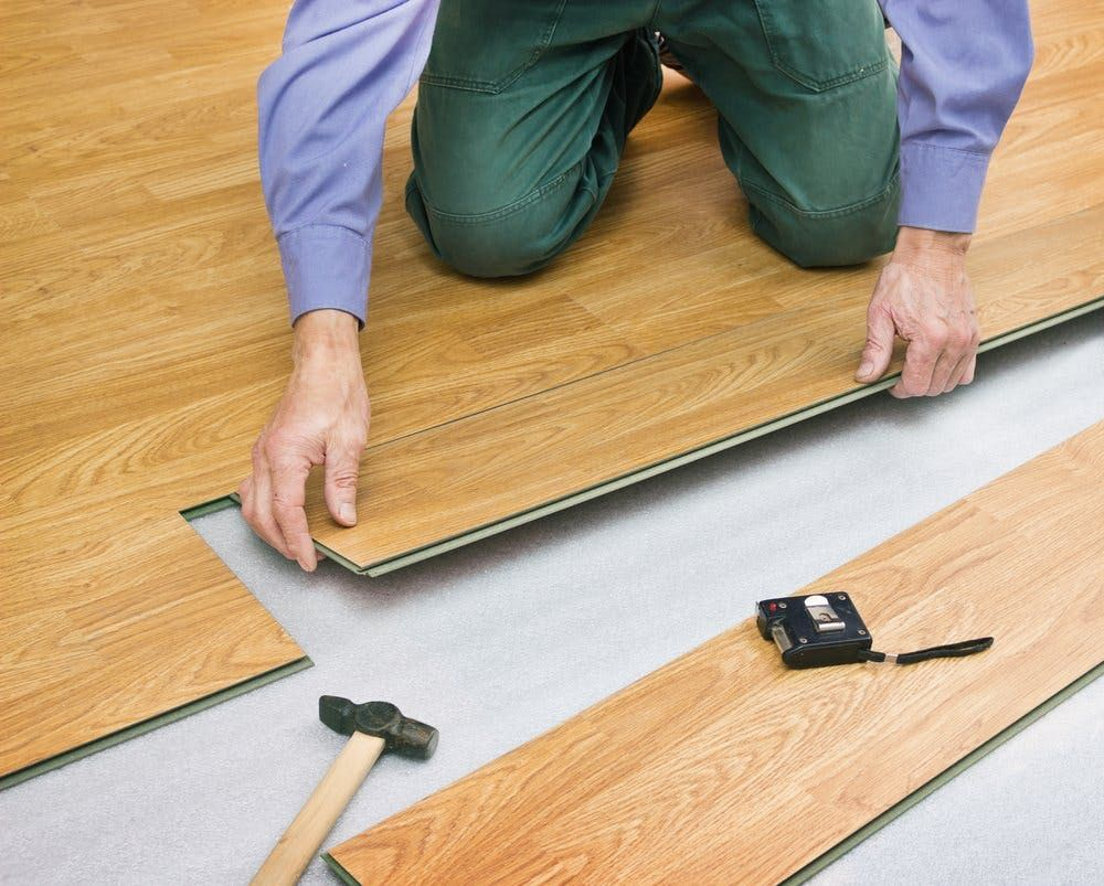 How Much Does It Cost To Buy & Install Laminate Flooring