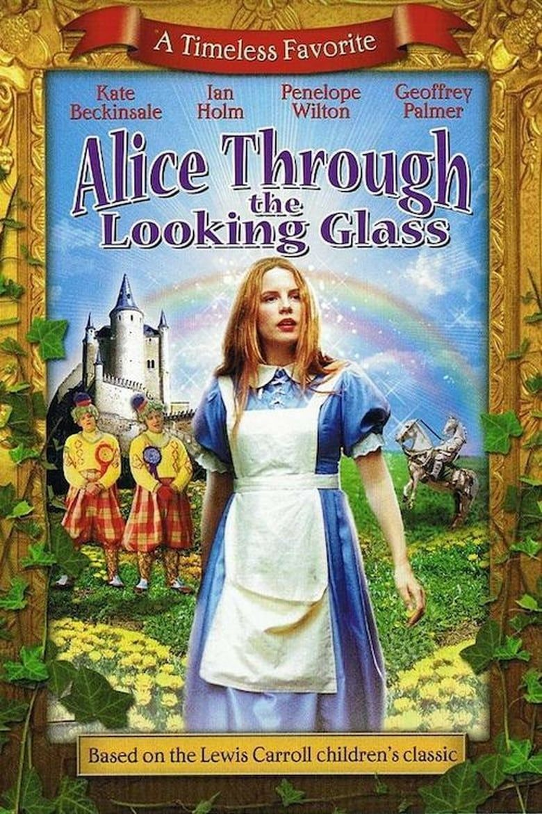 Alice Through the Looking Glass P E L I C
