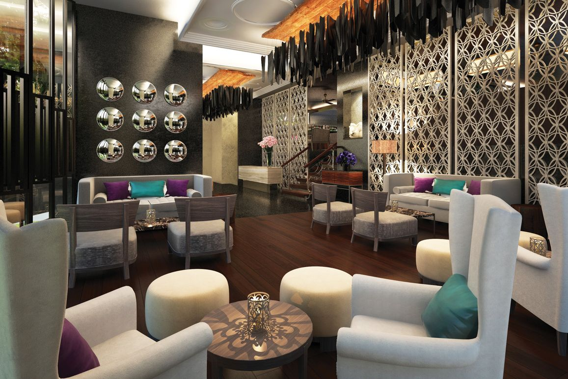Modern hotel lobby - 6 Ways Hotel Lobbies Teach us About Interior Design