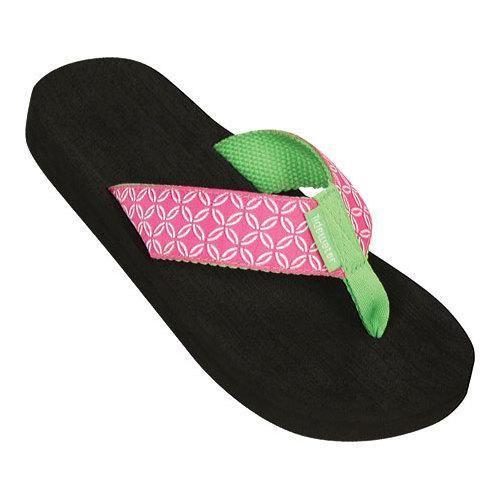 Girls' Tidewater Sandals Pink Buoy Flip Flop Pink/