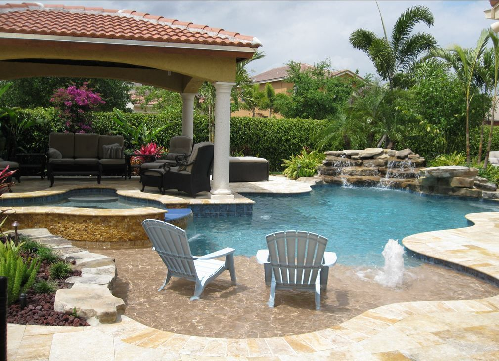 outdoor living designers in parkland, florida | pool builders, inc