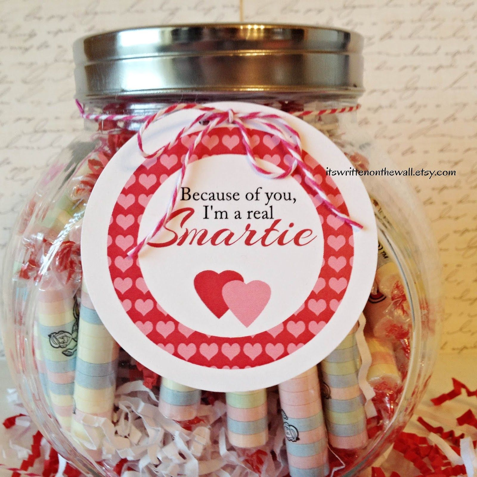 daycare teacher gifts for valentine's day