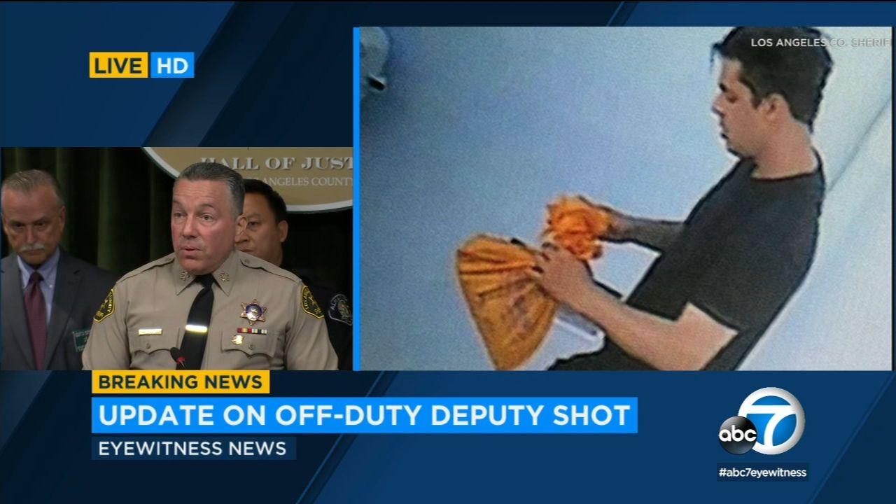 Deputy Who Was Shot In Alhambra Has Died Sheriff Says Abc7 Com San Diego Police Alhambra Los Angeles Police Department