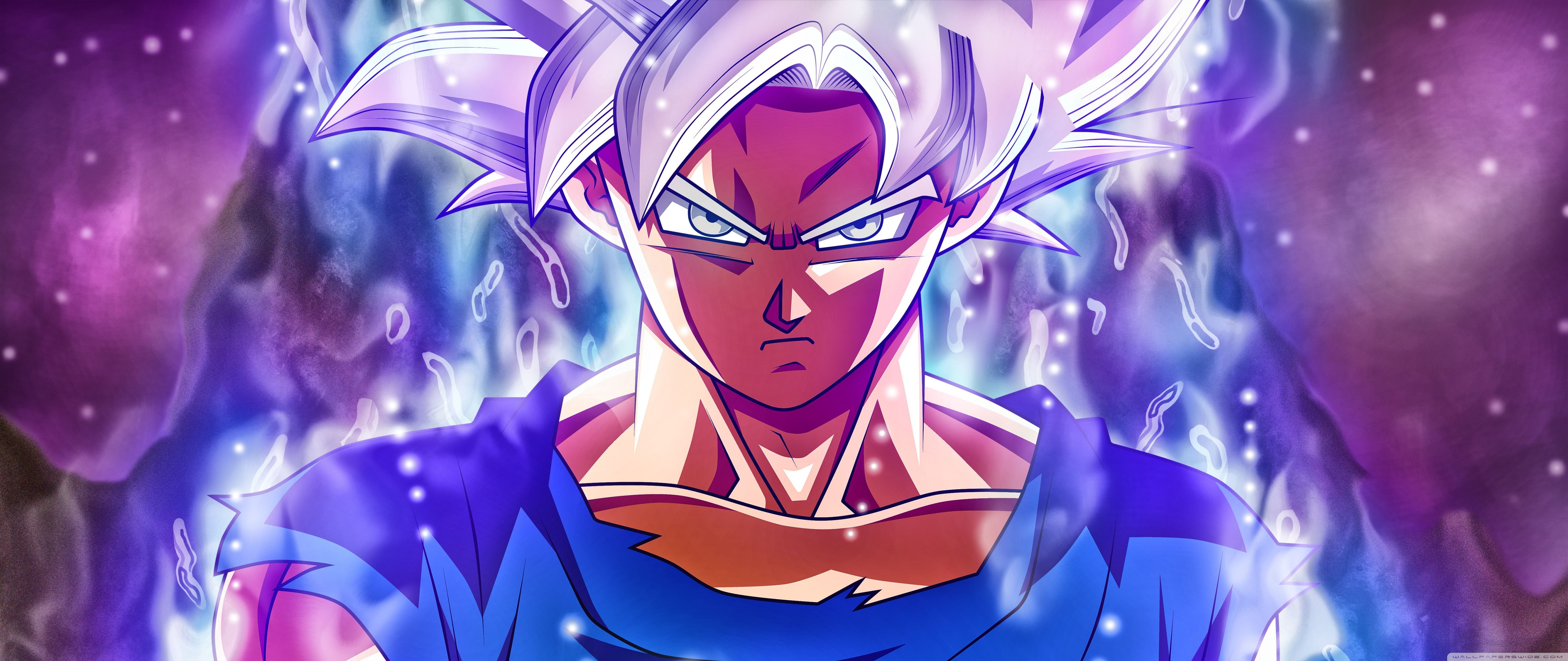 Dragon Ball Ultra Wide Wallpaper Ultrawide Goku Ultra Instinct Wallpaper 4k Hd Wallpapers In 2020 Dragon Ball Super Wallpapers Goku Wallpaper Dragon Ball Super Goku