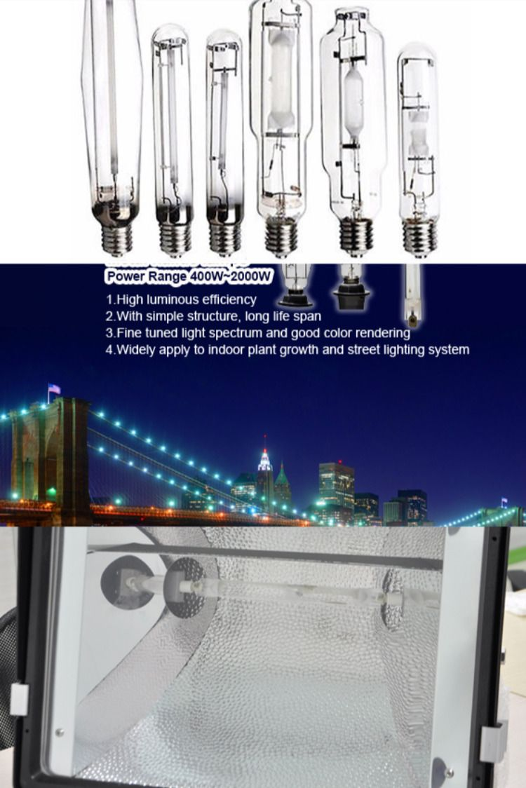 1000 Watt Metal Halide Bulb Bulb Street Light Lighting System