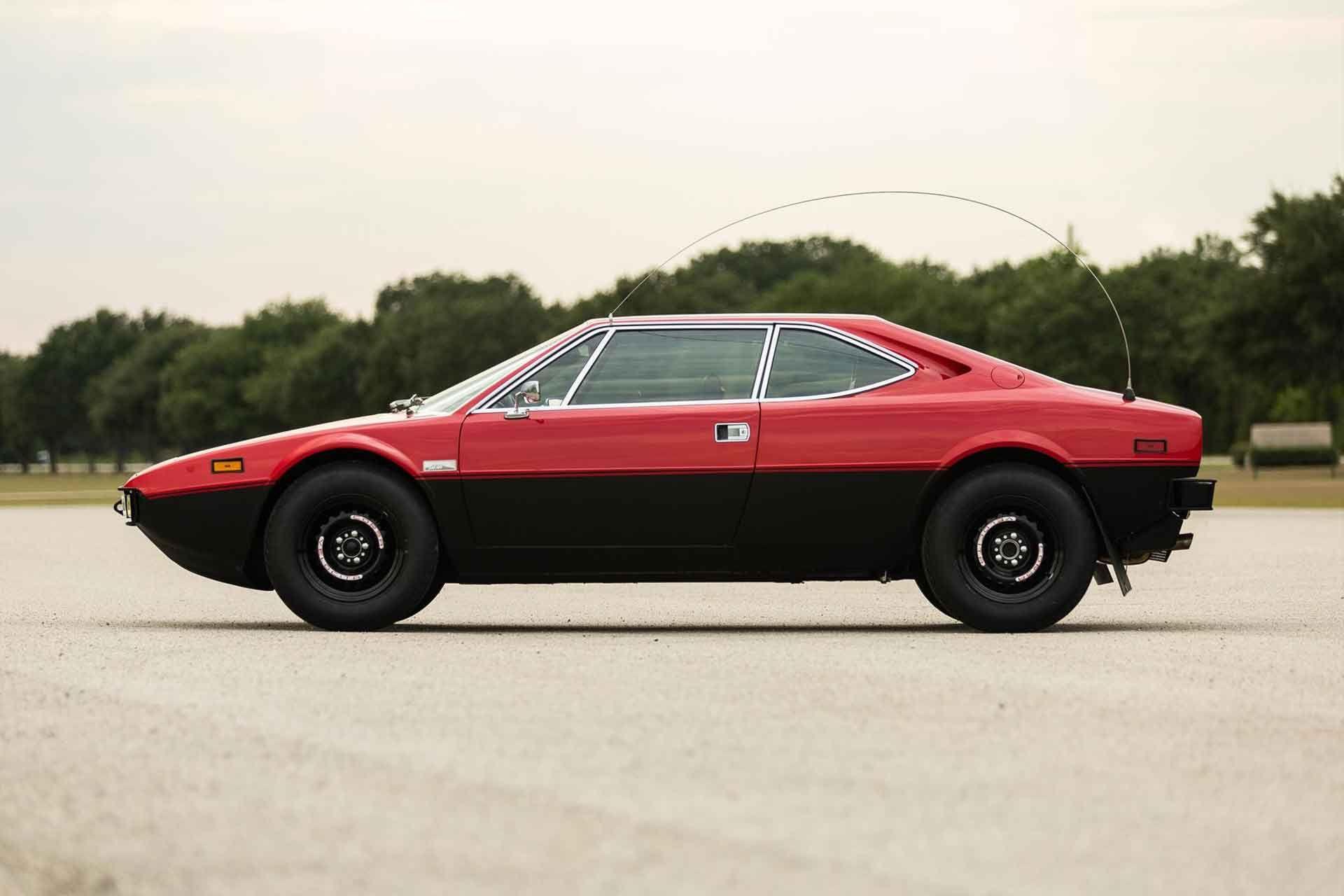 1975 Ferrari 308 Gt4 Safari Ferrari Safari Coupe