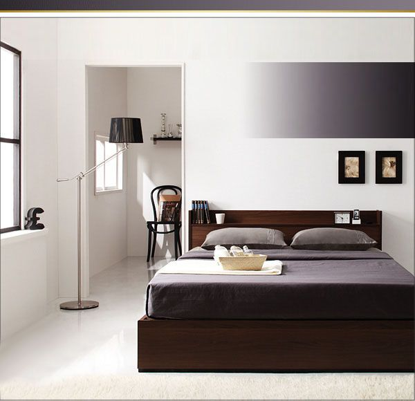Best The Osaka Queen Bed Is A Modern Multifunctional Storage 400 x 300