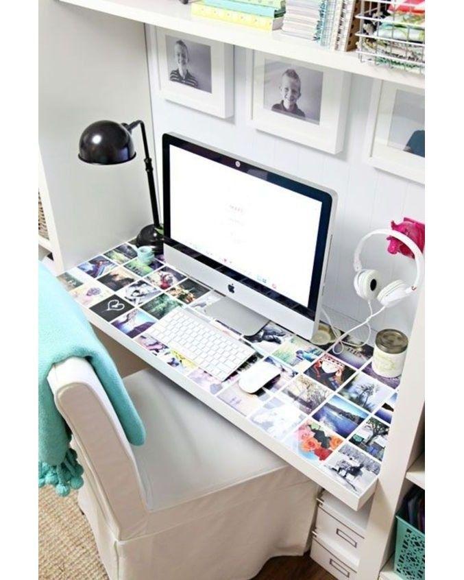 Inspiração para usar fotos na decoração #colors #cool #creative #decor #decoração #design #diy #doityourself #inspiração #inspiration #inspire by decoracao_criativa