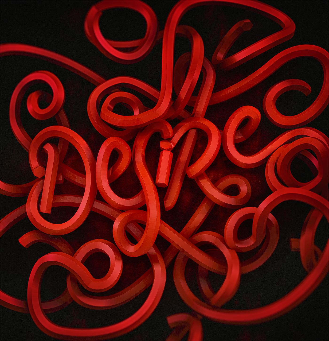 Desire Under Your Spell Some Custom Hand Lettering Experimentation Typography Artwork Typography Hand Lettering