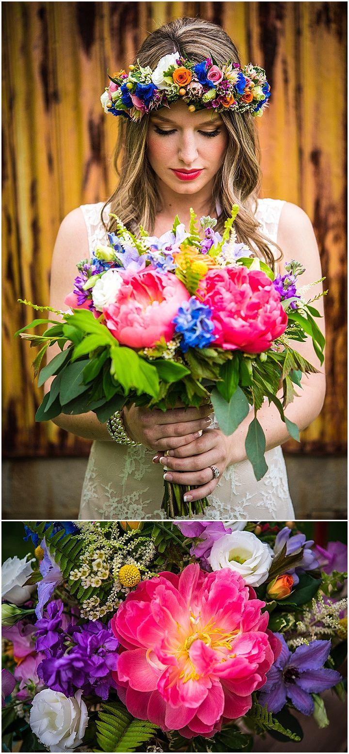 46++ Simple boho wedding bouquet information
