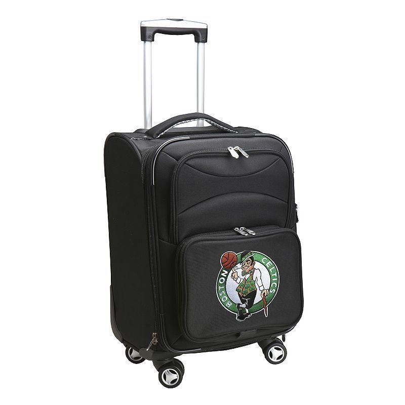 Boston Celtics 20-in. Expandable Spinner Carry-On, Black