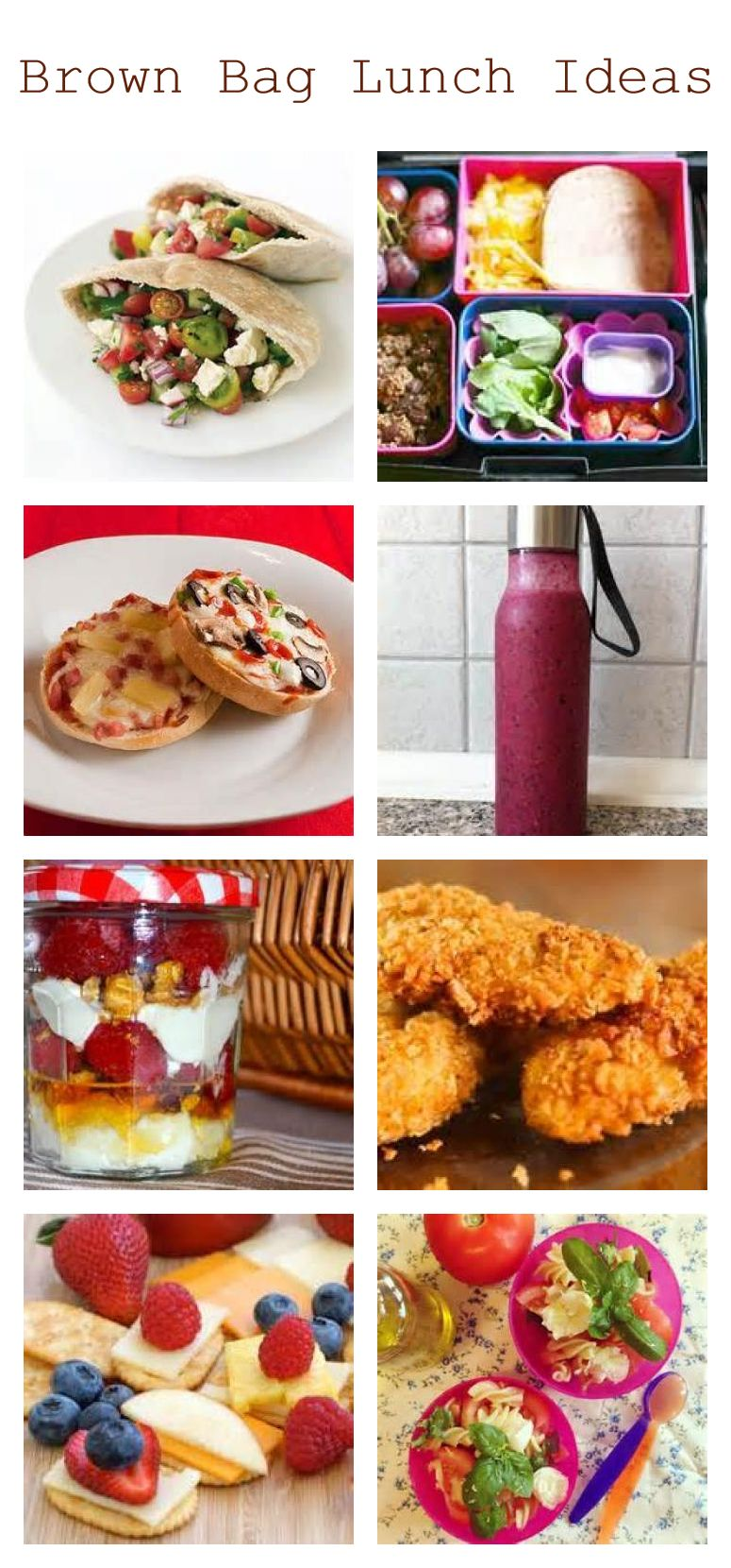 20 Non – Sandwich Lunch Ideas. If you have a kid who doesn't like sandwiches, these healthy school lunch ideas are for you! The awesome thing about a lot of these lunch ideas for kids is that they are still easy lunch ideas Just grab a divided Tupperware and throwing lunch together just got a little easier.