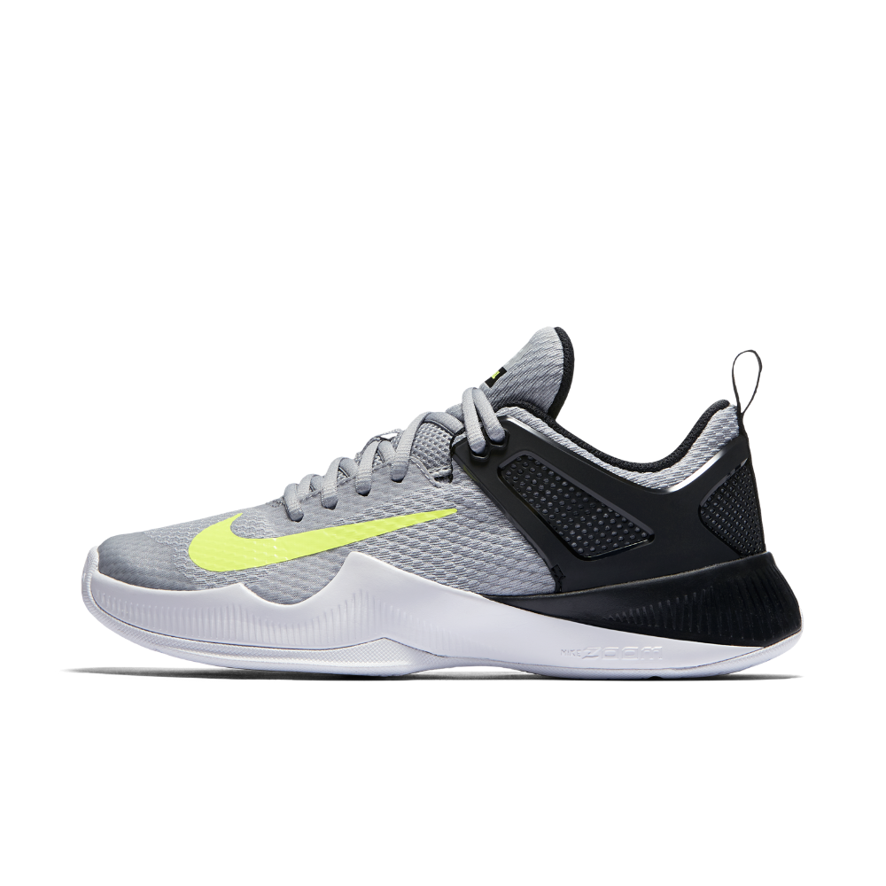 Nike Air Zoom Hyperace Women S Volleyball Shoe Size 10 5 Grey Nike Volleyball Shoes Volleyball Shoes Nike