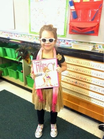 Dress Like a Book Character | We had a special day to dress like a ...