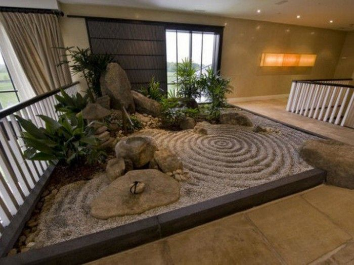 Zen garden ideas indoor zen garden ideas zen garden for Indoor japanese garden