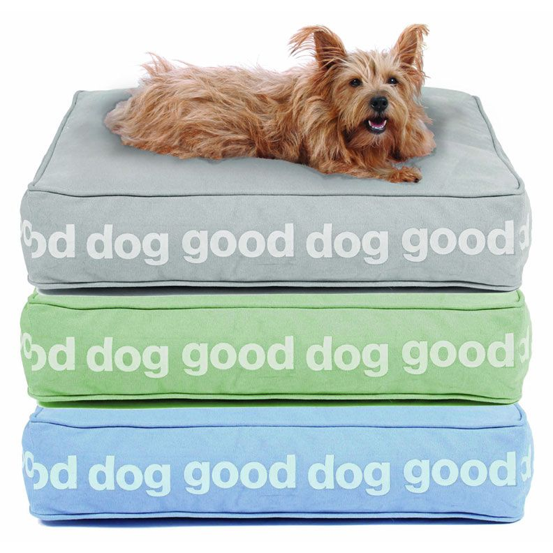 Good Dog Eco Friendly Bed By Harry Barker These Cotton Canvas Beds Are Azo Free Dyed And Generously