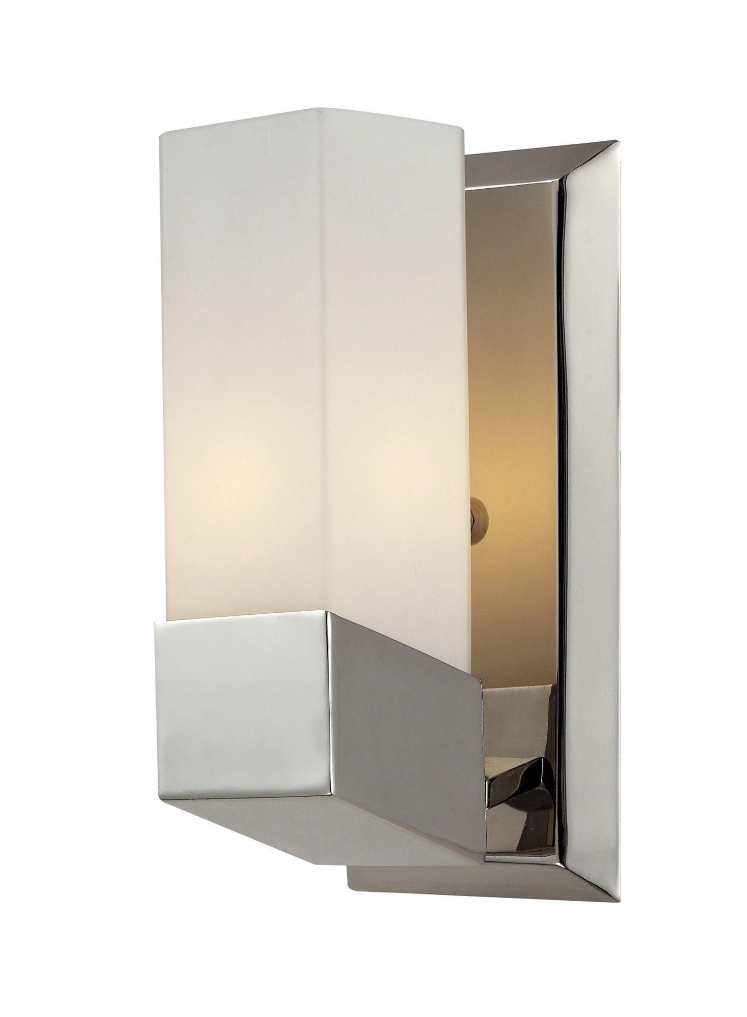 Zen 1 Light Wall Sconce