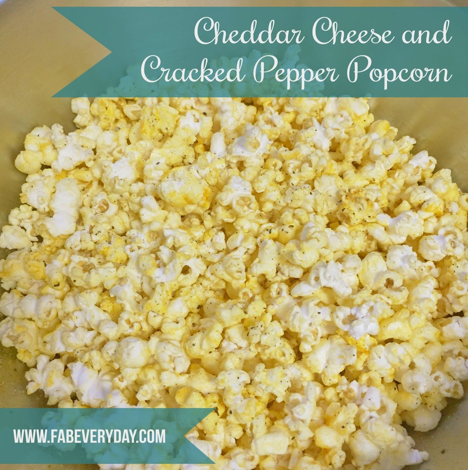 Easy delicious popcorn seasoning recipes for a home movie