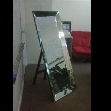 Free Standing Mirror - Large - $823.50  Vavoom Emporium