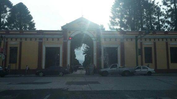 Cementerio General de Guatemala. Photography by Carmen Yela Guatemala.