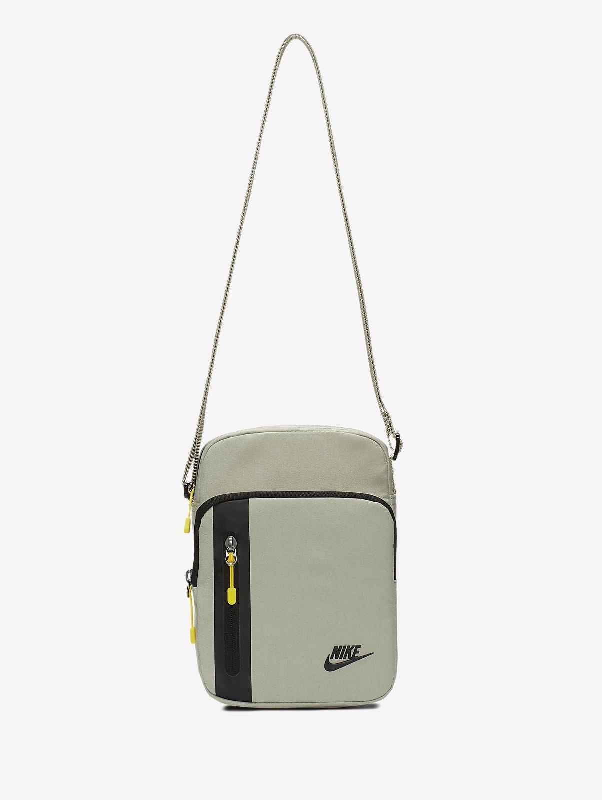 a37579a680 Nike Core Small Items 3.0 Bag in Spruce Fog Opti Yellow Black