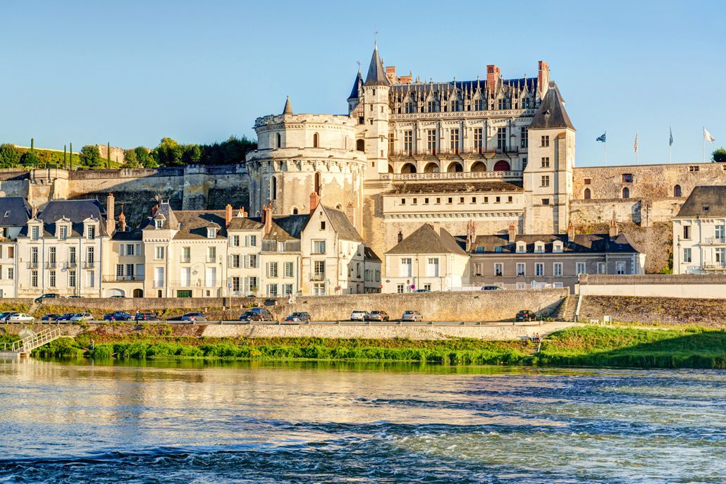 Loire Valley Wine And Castle Tour In 2020 Loire Valley Castles Loire Valley Wine Amboise