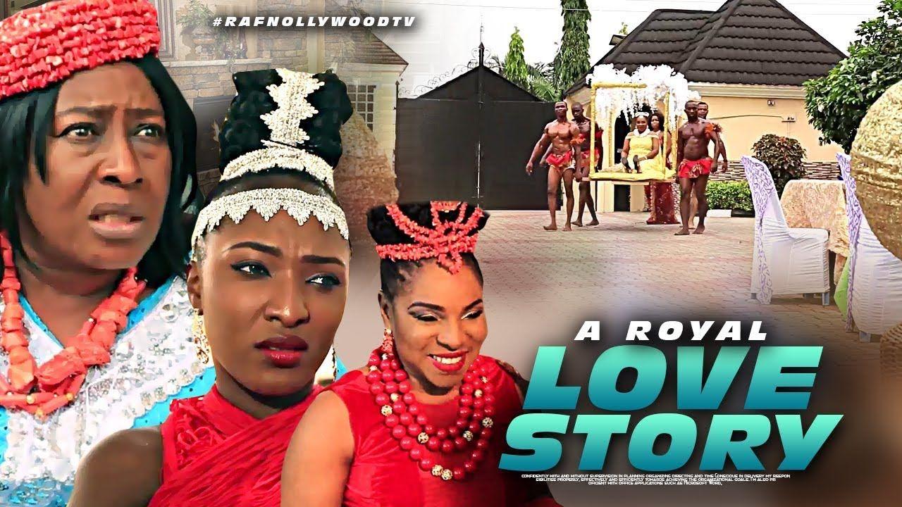 LIZ BENSON ROYAL LOVE STORY EVERYBODY MUST WATCH Nigeria