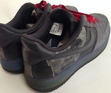 timeless design 133cd ddb8c Mens Nike Air Force 1 07 Tony Parker San Antonio Spurs Tennis Shoes Sz 9.5