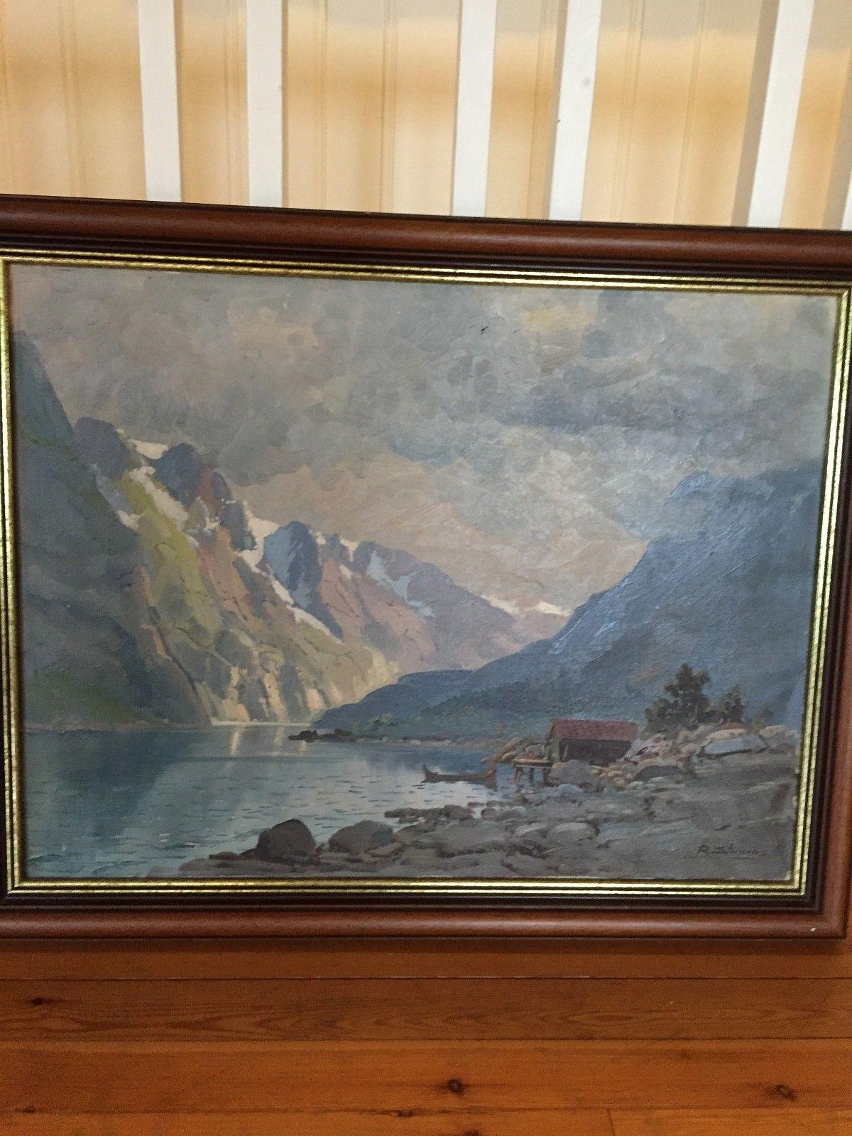 FINN – R. Steinnes maleri