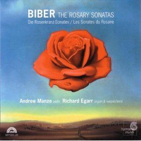 Biber is not one of the more well known of the classical composers, but he should be.  I bought this album appropriately enough for Easter, but will be listening to it year-round.