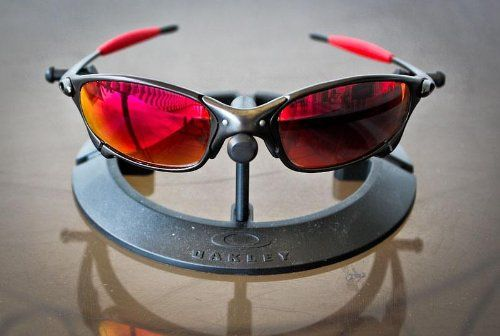 ef092388c85f1 Oakley Juliet Carbon Ruby Iridium - an update of a classic. Lost mine a  long time ago. Want them back!