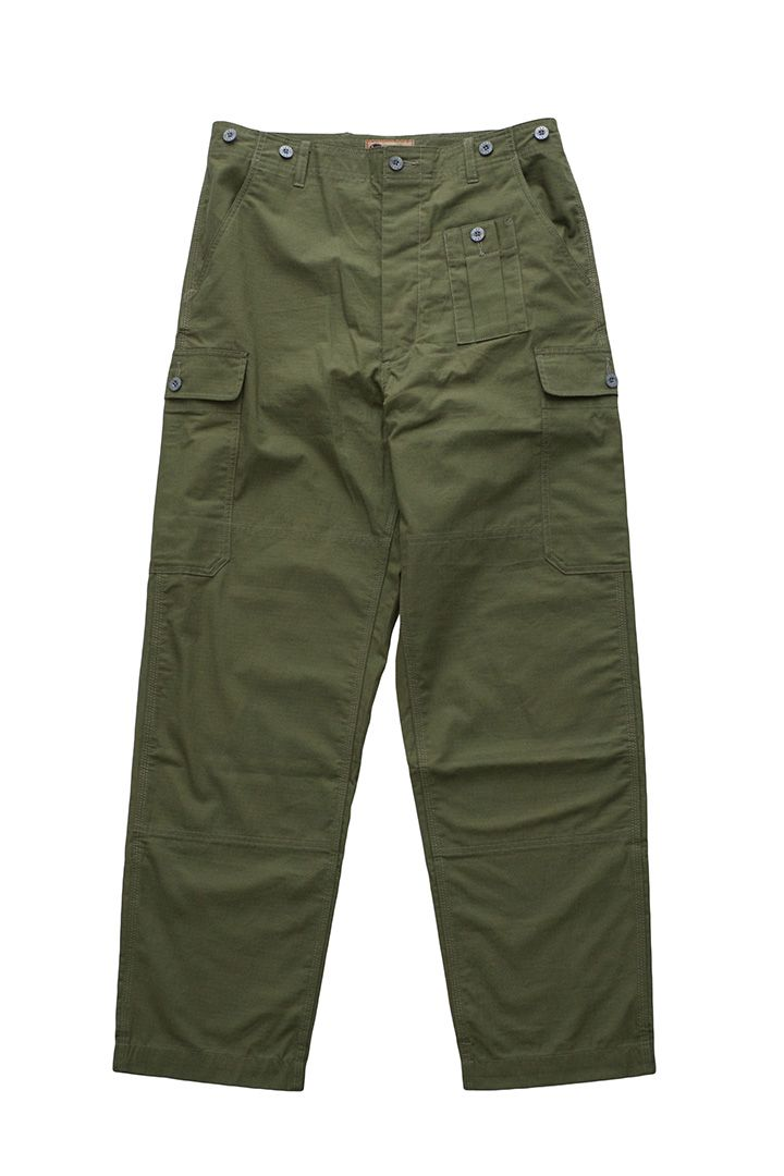 aea1a511061235 NIGEL CABOURN - LYBRO COMBAT PANT - OLIVE