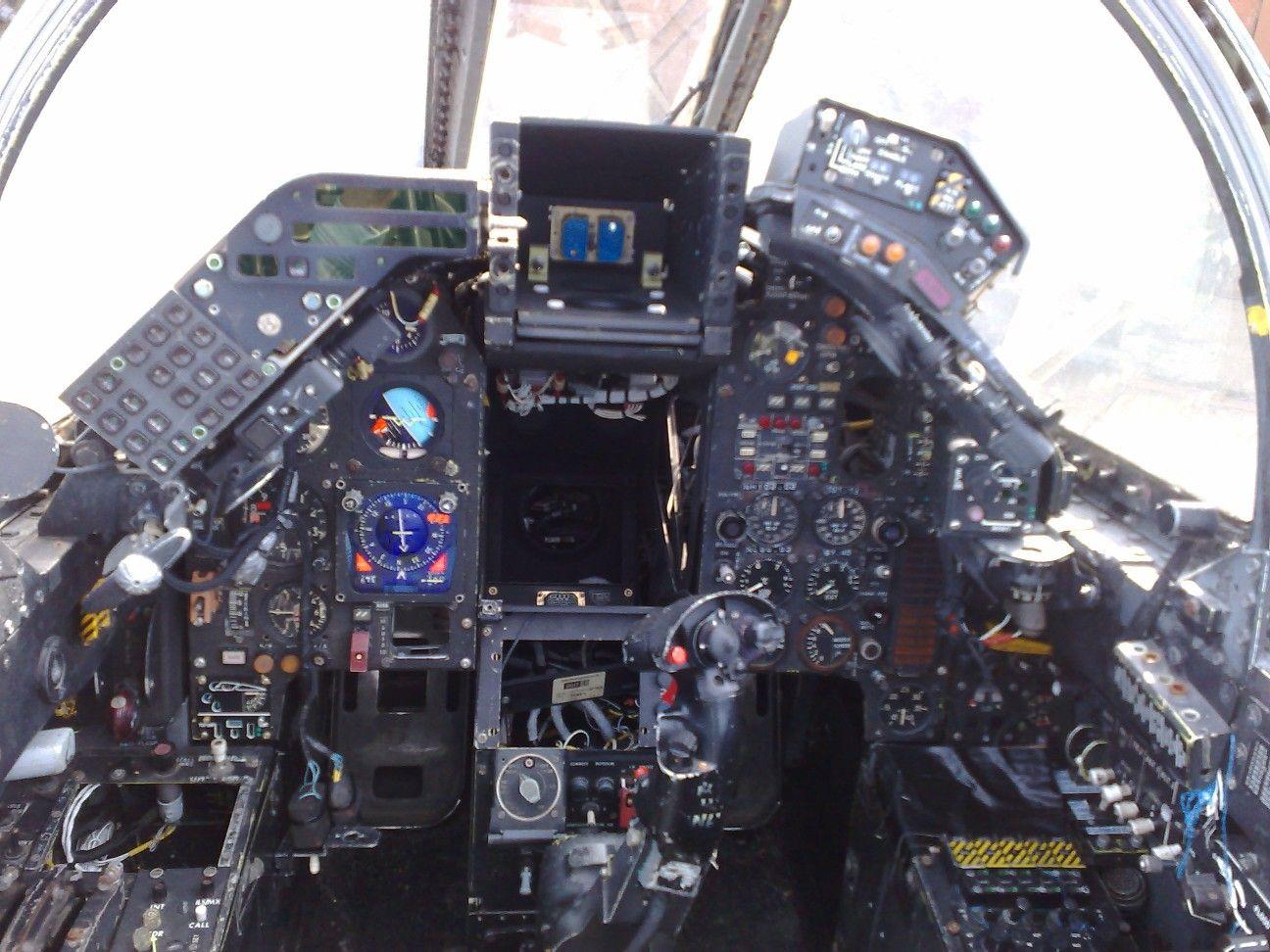 Sepecat Jaguar Cockpit Display | Fighter Aircraft | Aircraft