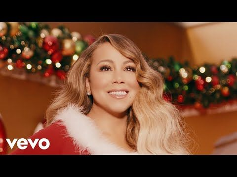 Mariah Carey S All I Want For Christmas Makes A Major Comeback Every Holiday Season But This Year Mimi Mariah Carey Mariah Carey Christmas Christmas Music