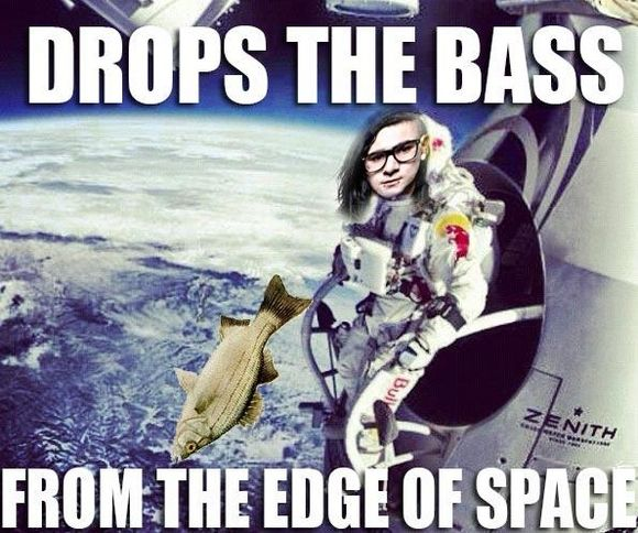 Skrillex drop the bass скачать песню