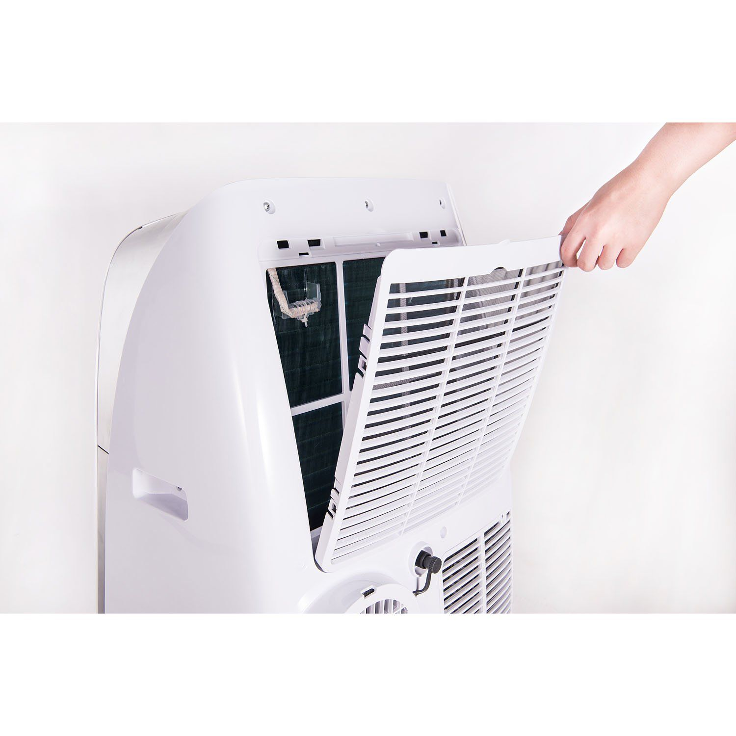 Honeywell HL14CESWB Portable Air Conditioner with