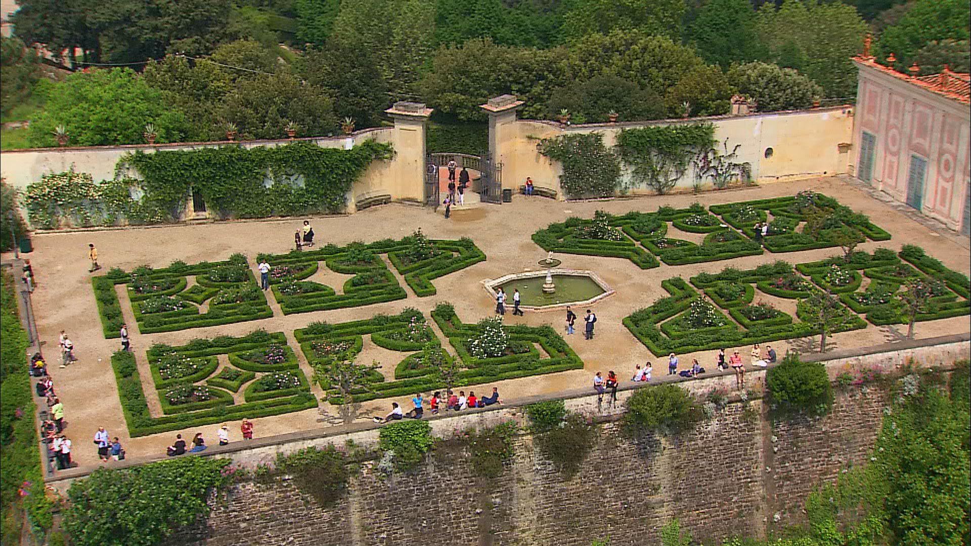 Boboli gardens in florence il giardino di boboli un parco storico della citt di firenze - I giardini di boboli ...