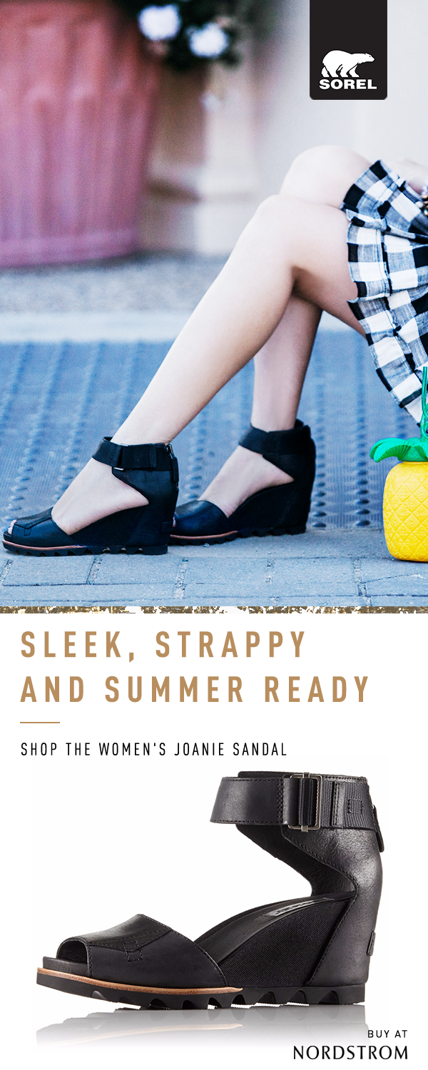 ec57e9c6f3f6 It s true  Walking in wedges never looked (or felt) this good. At ...