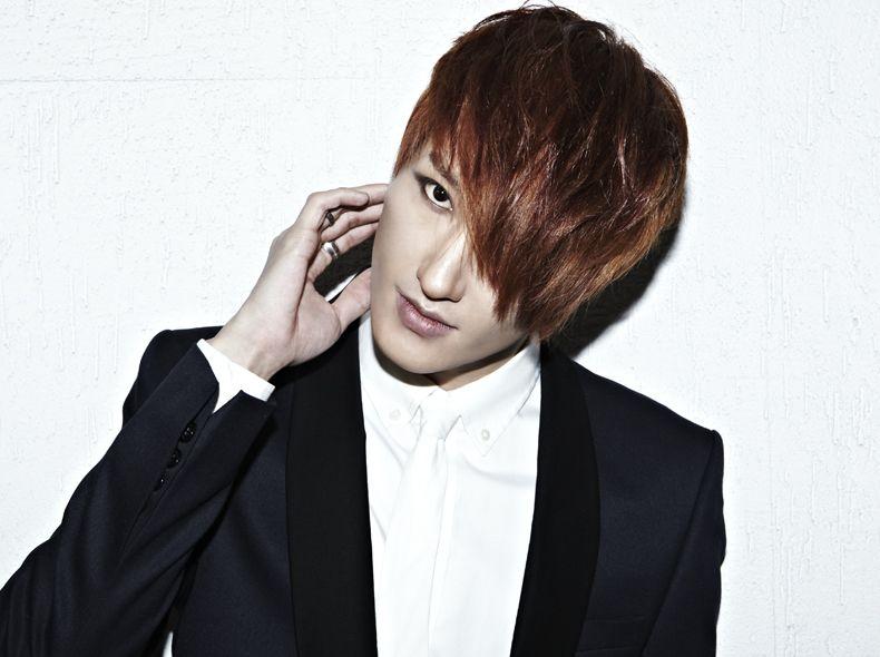 Zhou Mi Super Junior Junior Photoshoot