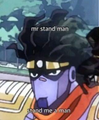Using Jojo Memes Instead Of The Toothless Format Olo Fans Non Jojo