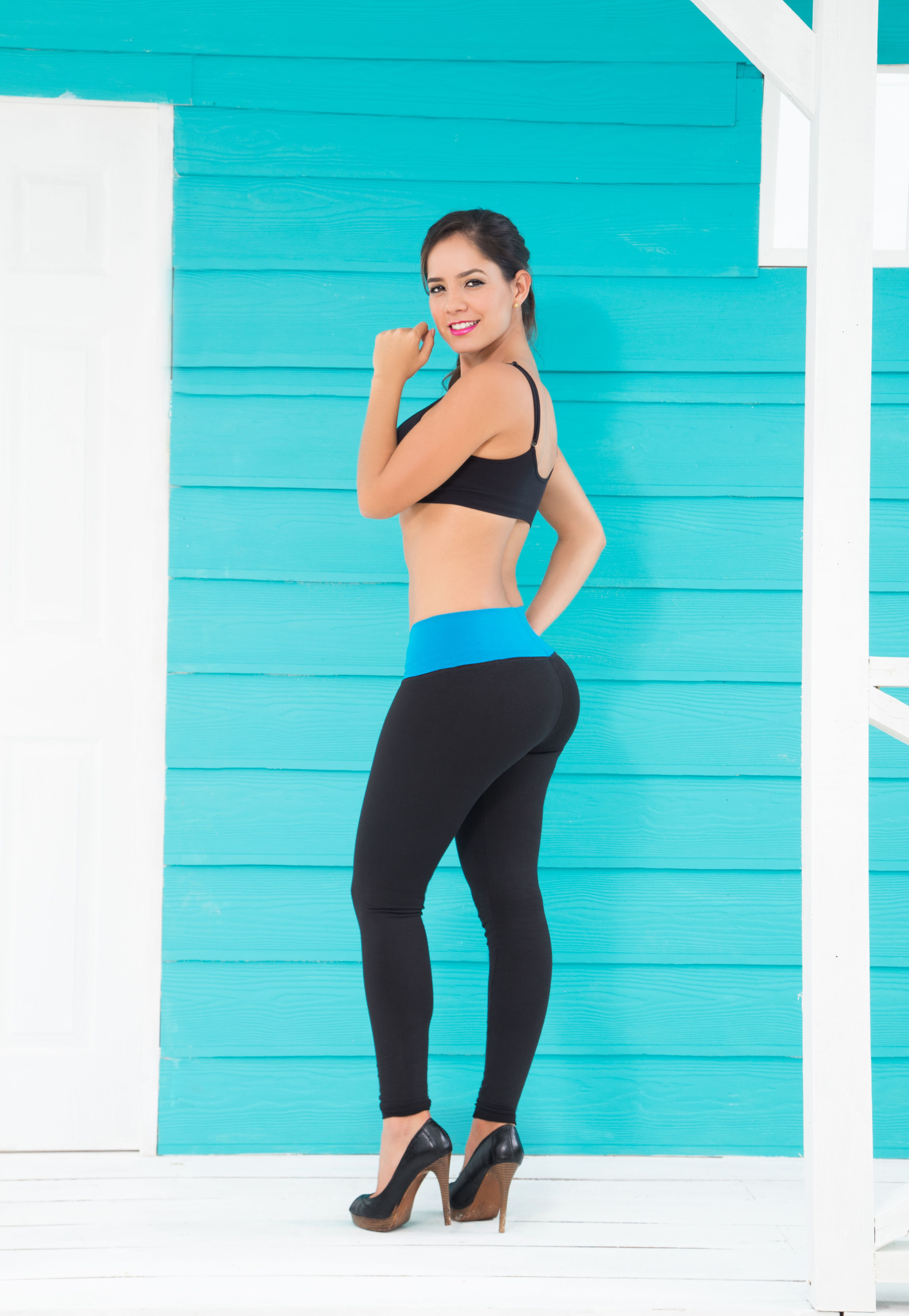 Butt Lifting Yoga Pants/Leggings by 2Sexy. Visit our website and ...