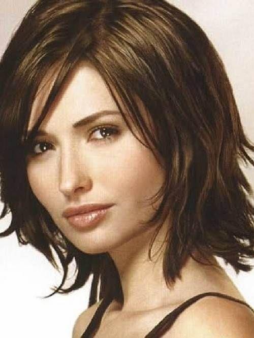 Cute Medium Length Hairstyles 37 Cute Medium Haircuts To Fuel Your Imagination  Medium Hairstyle