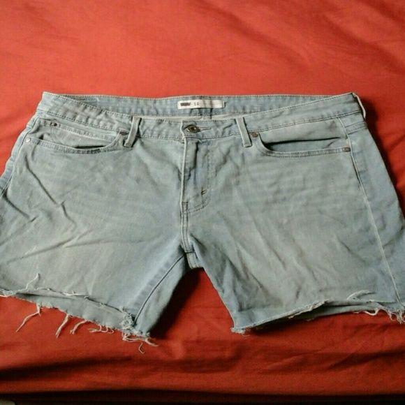shorts barely used shorts Levi's Other