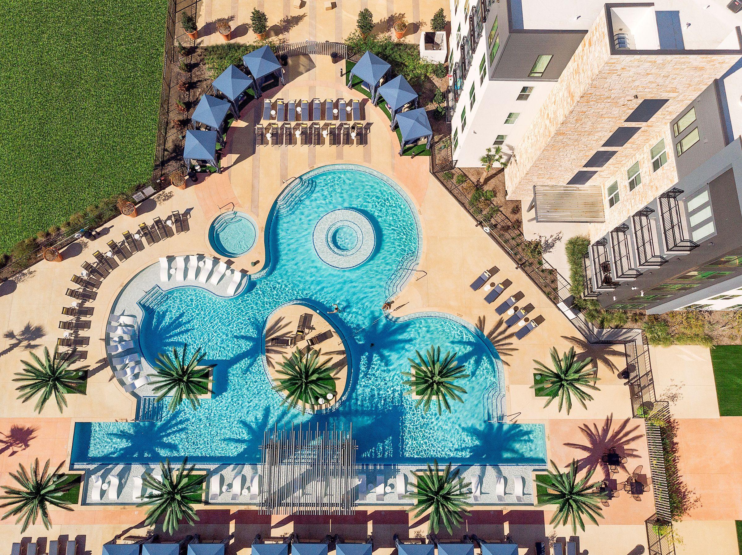 Unique Pool Design Resort Style Pool Pool Designs Resort Style